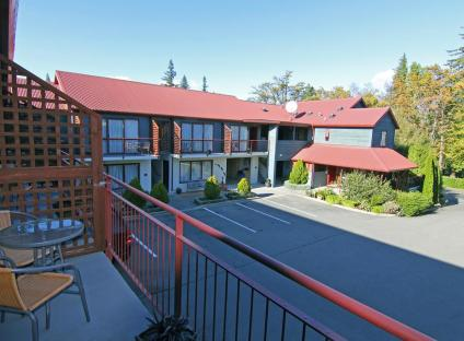 Aspen Lodge Motel > Hanmer Springs > HOST Accommodation, NZ