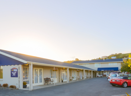 AAA Thames Court Motel > Oamaru > HOST Accommodation, NZ