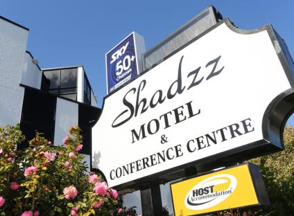Shadzz Motel > Palmerston North > HOST Accommodation, NZ