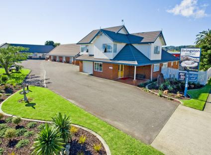 Livingston Motel > Whakatane > HOST Accommodation, NZ