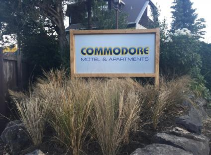 Commodore Motel > Dunedin > HOST Accommodation, NZ