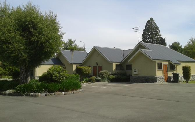 Four Peaks Motel > Geraldine > HOST Accommodation, NZ