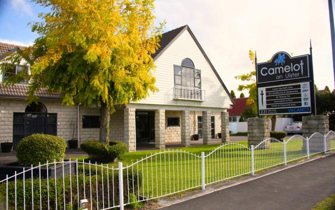 Camelot on Ulster<br />
