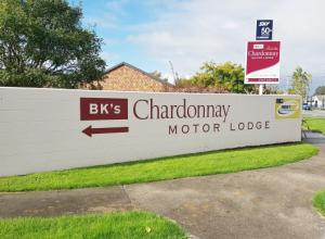 "New owners at BK""s Chardonnay Motor Lodge!"