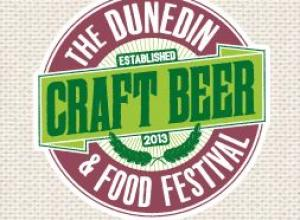 Dunedin Craft Beer & Food Festival!