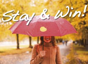 """Stay & Win"" Winter Promotion"