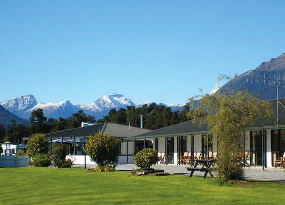 New Host property in Haast .... Heritage Park Lodge!
