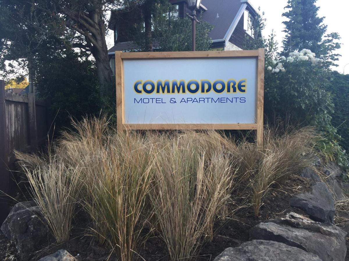 Commodore Motel Dunedin Motels Hotels And Lodges In Otago Southland