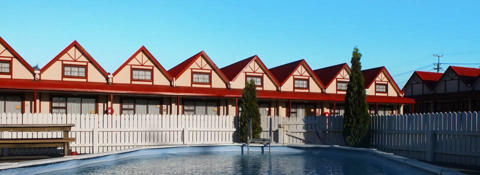 Burwood Motel