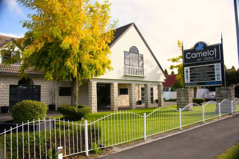Camelot On Ulster Hamilton Motels Hotels And Lodges In