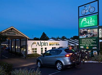 Alpin Motel > Rotorua > HOST Accommodation, NZ