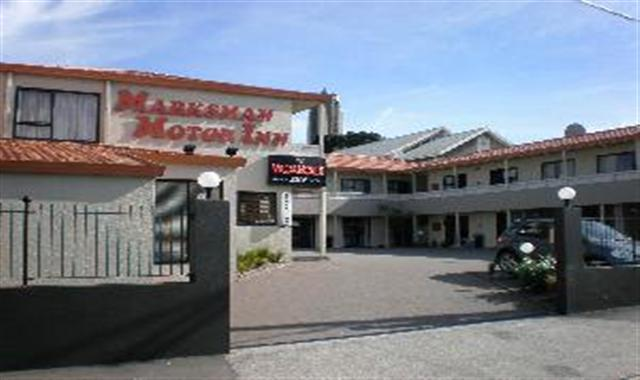 Marksman Motor Inn Wellington Kapiti Coast Wairarapa